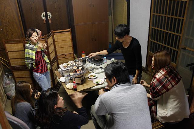 焼き肉パーティ1
